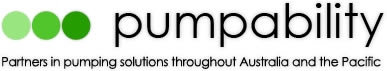 Pumpability Pty Ltd - Logo